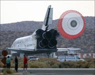 ديسكفري سيحمل معدات للمحطة الفضائية الدولية (الفرنسية-أرشيف)