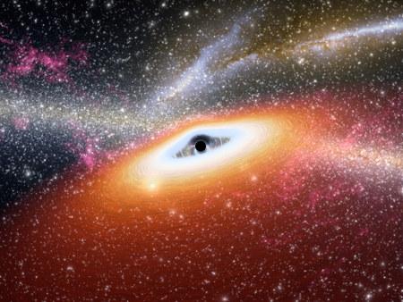 إن الثقوب السوداء تقع على بعد 13 مليار سنة ضوئية من الأرض