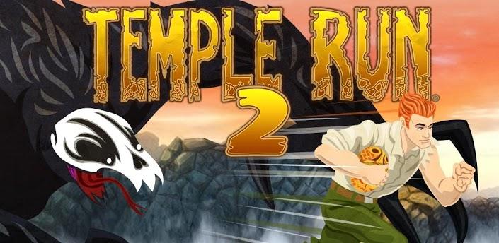 لعبة Temple Run 2 تصل متجر غوغل بلاي