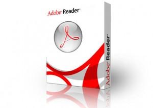 برنامج ادوبي ريدر لقراءة الكتب الالكترونية