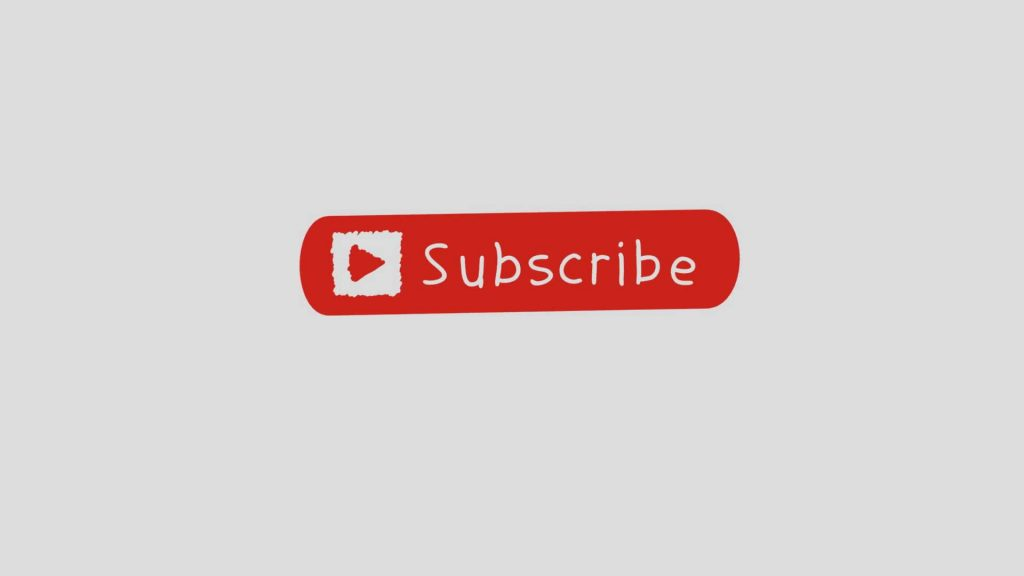 youtube subscribe button wordpress