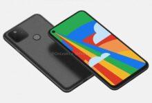 Photo of صور مسربة لهاتف Pixel 5 المرتقب من جوجل